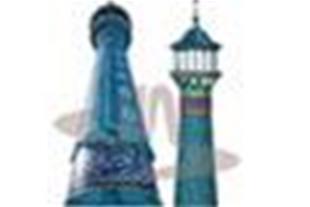گنبد و گلدسته پیش ساخته- مبلمان شهری 118 نوین