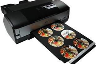 تولید اوریجینال (استمپری) انواع cd/dvd/minicd  چ