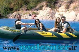 فروش قایق سیهاک 4 نفره - قایق بادی حرفه ای