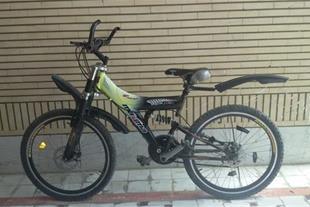 دوچرخه در حد نو