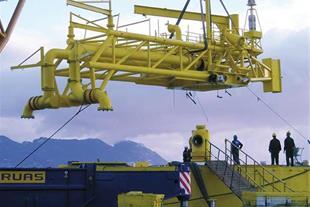 پوششهای ضدخوردگی و ضد سایش- صنایع دریایی