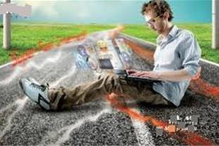 اینترنت  پر سرعت  وایرلس ( بی سیم) آواگستر