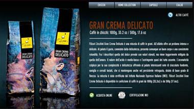فروش قهوه برند فیلیکوری ایتالیا - 1
