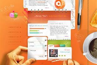طراحی وب حرفه ای و شیک و ارزان