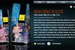 فروش قهوه برند فیلیکوری ایتالیا