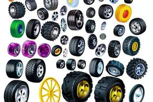 صادرات و واردات تایر و لاستیک از چین
