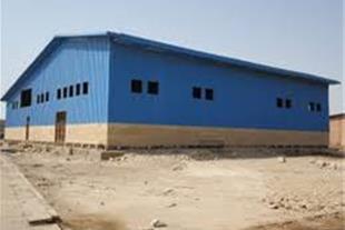 فروش کارخانه فلزی 1200متری در شهرک اشتهارد