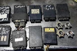 ترانزیستوروشارژرموتورسیکلتهای سنگین
