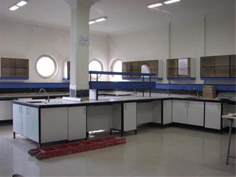 تولید سکو و کابینت آزمایشگاه - 1