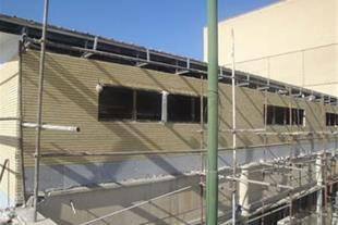 ساختمان پیش ساخته با سازهای سبک LSF