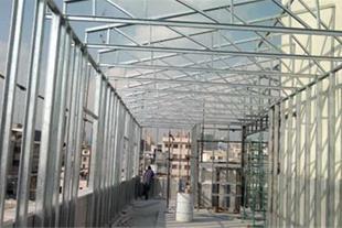 LSF سازه های فلزی سبک