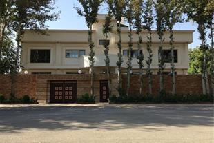عمارت بی همتا در مجموعه ویلایی - البرز - 1