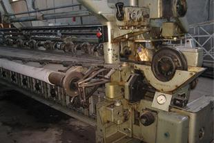 فروش تعدادی دستگاه بافندگی کتن مایر آلمان