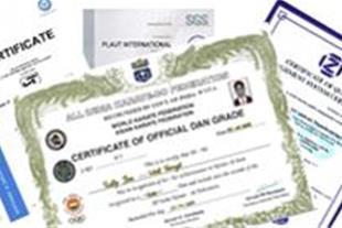 تکمیل رزومه کاری با دریافت گواهینامه معتبر