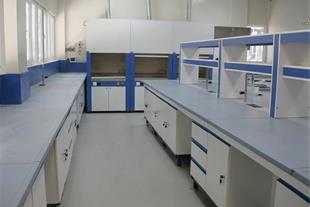 کابینت آزمایشگاه , سکوبندی آزمایشگاه