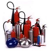 فروش و شارژ انواع کپسول آتش نشانی استاندارد