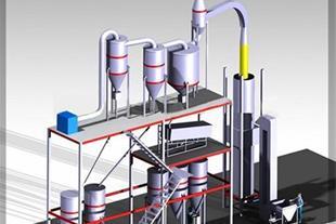 طراحی ، ساخت و راه اندازی خط تولید پرلیت