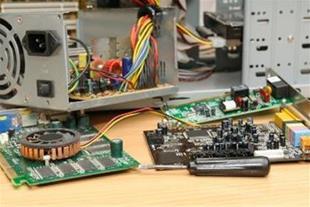 تعمیرات سخت افزار شامل مانیتور و چاپگر