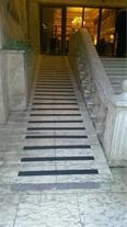 ترمز پله| استوپ |لیز گیر پله |فیکس ترد