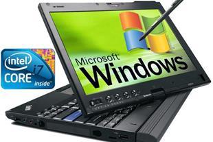 لپ تاپ تاچ لنووDVDRW+Corei7