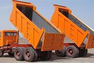 نیازمند کامیون کمپرسی دو دیفرانسیل - 1