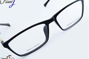 خرید اینترنتی فریم عینک طبی porsche دسته رنگی