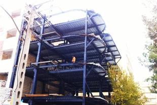طراحی ساخت و نصب سازه های فولادی و سوله