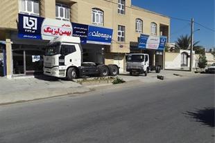 نمایندگی بهمن دیزل جهرم: فروش فوری انواع خودرو