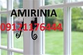 ساخت درب و پنجره ، نرده ، حفاظ ، درب و پنجره UPVC