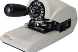 دستگاه پرفراژ چک دستی مدل MAX RC-20S