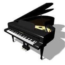 تدریس خصوصی پیانو -خانم