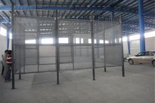 تولید توری حصاری دکلهای مخابراتیexpanded metal