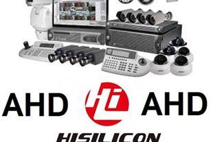 پخش دوربین مداربسته و دستگاه AHD) DVR) با کیفیت HD