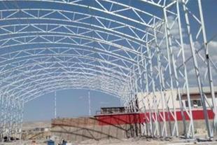 پروژه شهرک سلیمی ارتفاع پایه8 تاج11.5متر