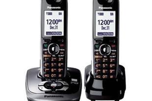 فروش گوشی تلفن بی سیم پاناسونیک Panasonic - 1