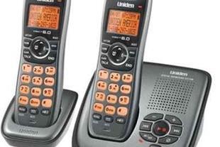 فروش گوشی تلفن بی سیم یونیدن Uniden