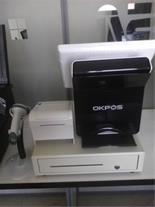 سیستم صندوق پوز فروشگاهی OKPOS K_9000