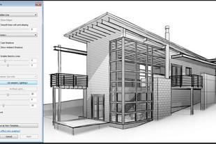 آموزش نرم افزارهای معماری