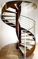 پارس استپ ، طراحی ساخت ونصب انواع پله های پیش ساخت