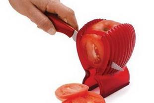 برش دهنده ، اسلایسر دستی خرد کن گوجه فرنگی JIALONG