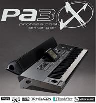 ارتقاء کیبورد pa2x به pa3x