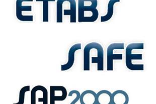 آموزش نرم افزار های Etabs , Safe و Sap