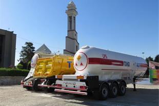 طراحی و ساخت انواع تریلر تانکر (حمل و نقل  سنگین )