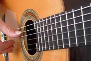 تدریس گام به گام وخصوصی گیتارکلاسیک,پاپ وسازدهنی