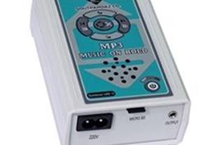 دستگاه موزیک پشت خط mp3