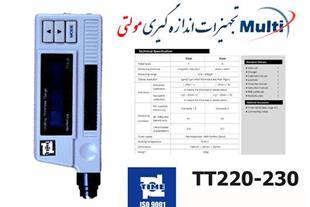 ضخامت سنج رنگ لعاب فلزات غیر اهنی TT 230 - 1