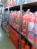 فروش کپسول آتش نشانی - فروش کپسول اطفاء حریق