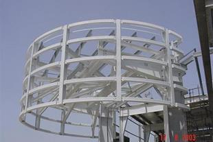 ساخت سوله وسازه و اسکلت فلزی جوشی وپیچ مهره ای