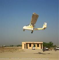 هواپیمای فوق سبک ایرانی