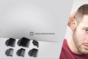 ماشین اصلاح سر و صورت (مبتدی) - HC5018